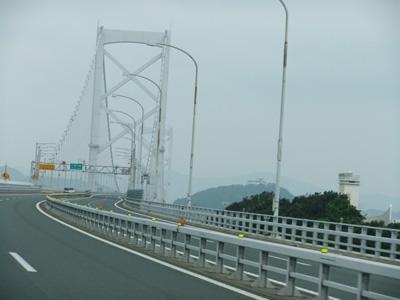 鳴門海峡大橋~