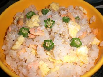 オクラ寿司