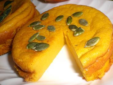 かぼちゃのケーキ3