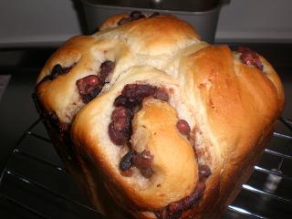 あずきパン1