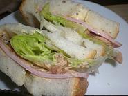 雑穀サンドイッチ