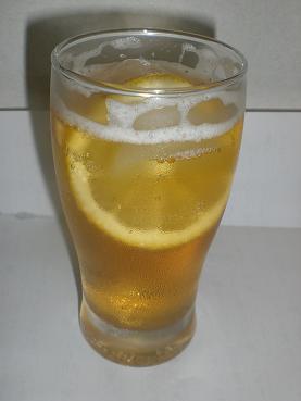 レモン割り