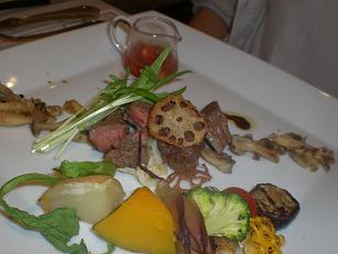 野菜ランチ3