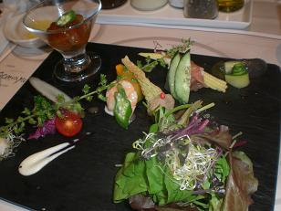 野菜ランチ1