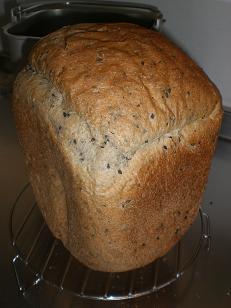 胡麻パン1