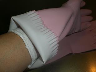 インナー手袋1