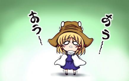 洩矢諏訪子 3