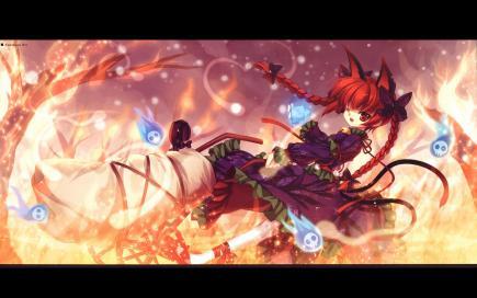 火焔猫 燐 3