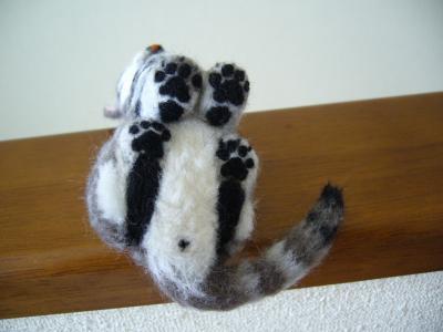羊毛もーちゃん3