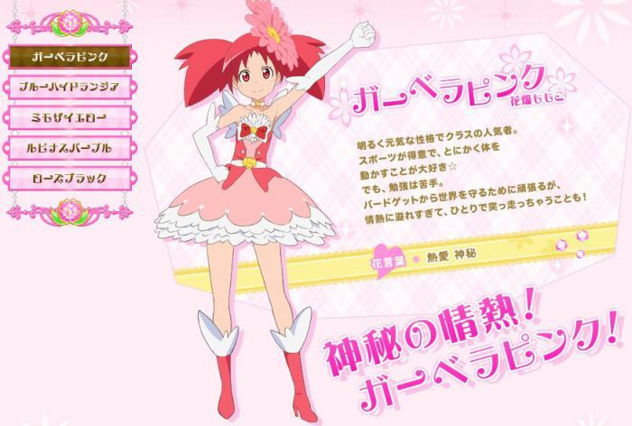 キャラクター 「劇場版マジカルフラワーズ 世界に一つだけの花」公式サイト