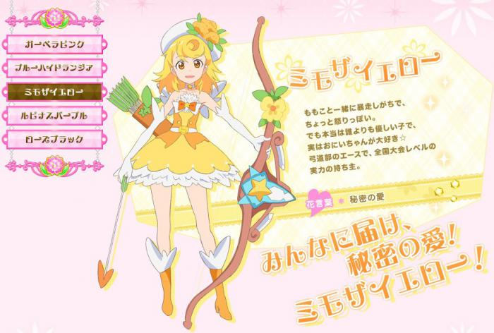 キャラクター 「劇場版マジカルフラワーズ 世界に一つだけの花」公式サイト3
