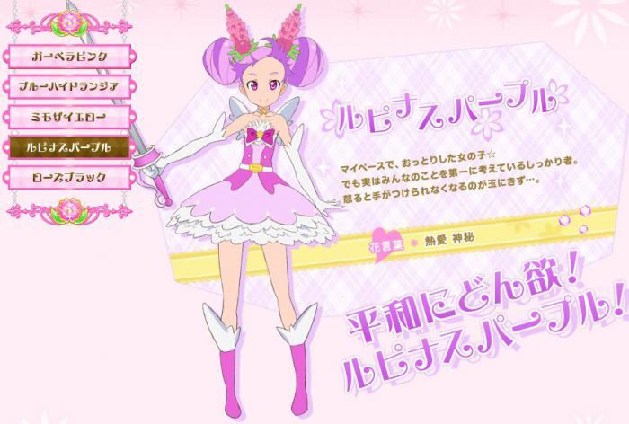 キャラクター 「劇場版マジカルフラワーズ 世界に一つだけの花」公式サイト4