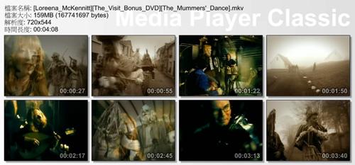 <The Mummer's Dance>