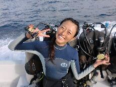 ダイビング1