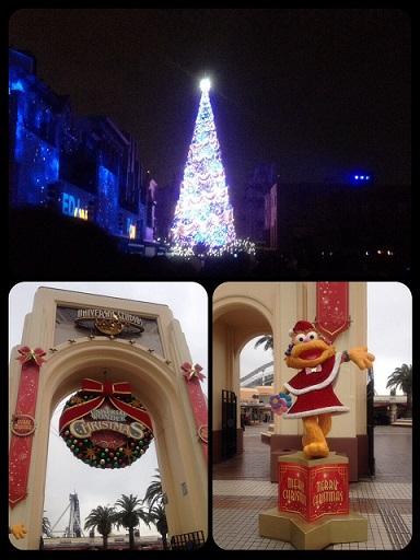 USJクリスマスナイト2014