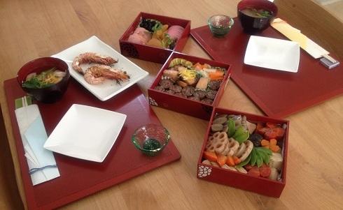 おせち料理2014-4