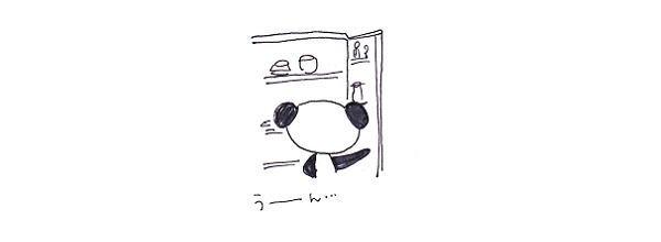 冷蔵庫チェック