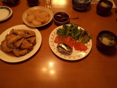 11.3夕食