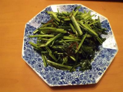 11.8壬生菜の即席漬け