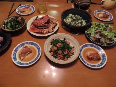 11.22夕食