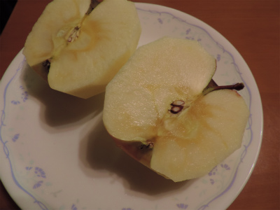 11.26蜜リンゴ
