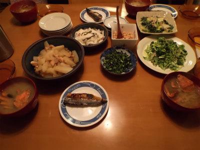 11.29夕食