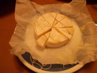 12.2カマンベールチーズ