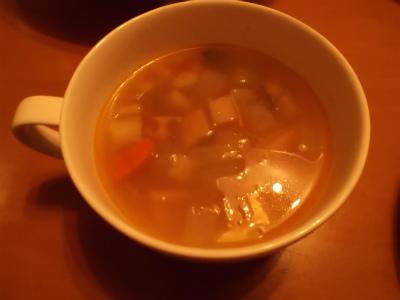 12.2根菜のスープ