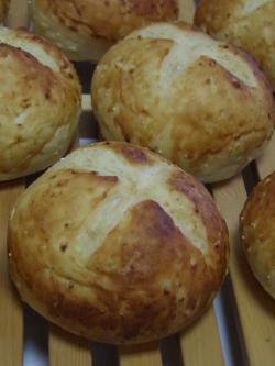 もちきびのパン(ミレーバンズ)