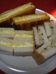サンドウィッチ!
