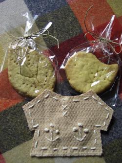 Mさんのクッキー