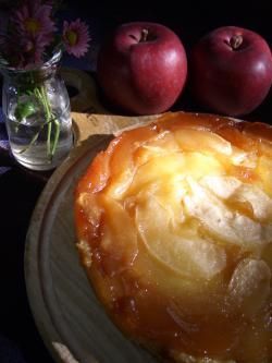 アイルランド風アップルケーキ