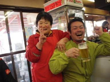 asano&母ちゃん