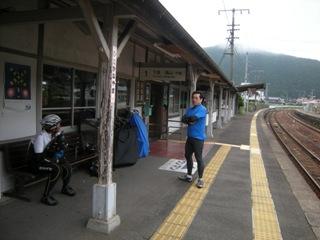 1-1飛騨金山駅