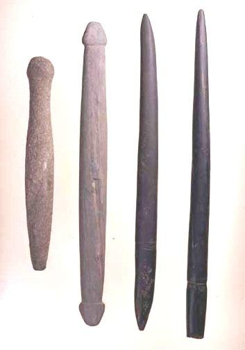 石棒・石剣