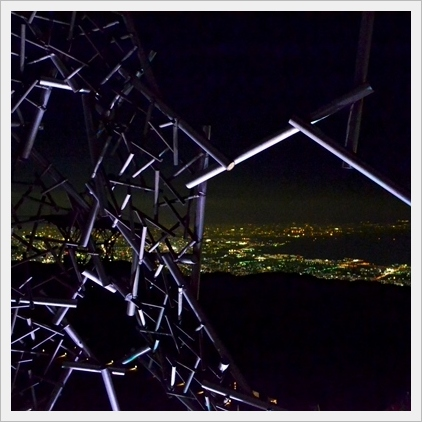 Lightscape in Rokko