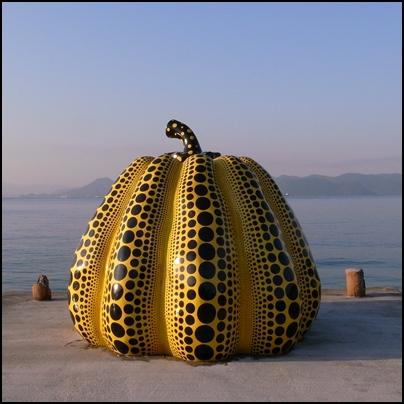 直島かぼちゃ