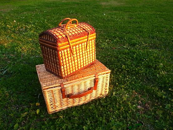 picnicバスケット
