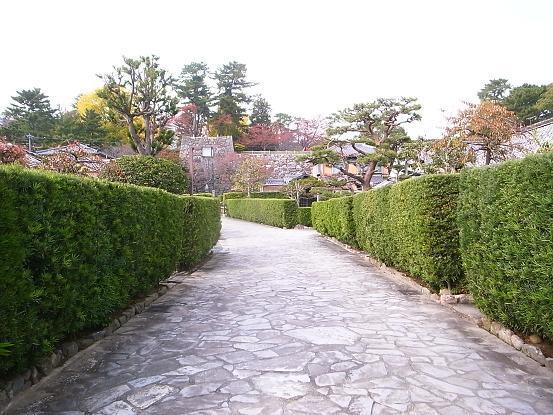 松阪 御城番屋敷