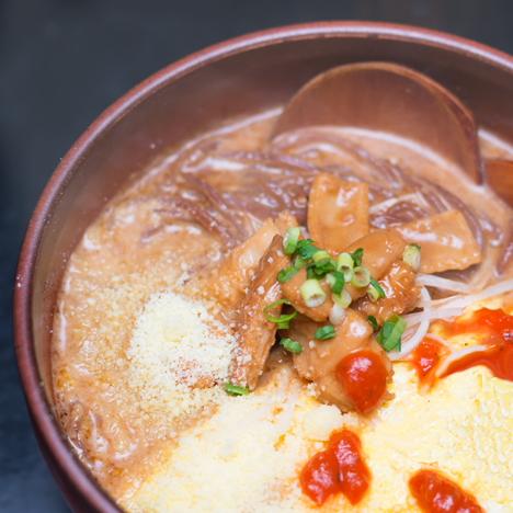 Xmas限定麺