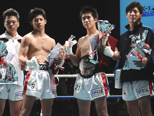 FINAL 2010年K1甲子園3