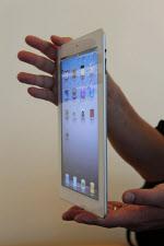 米で発売中の「iPad2」