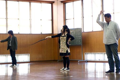 大阪5.31練習3
