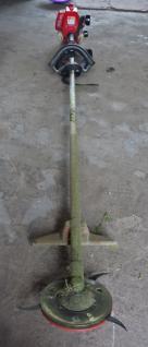 マイ草刈り機