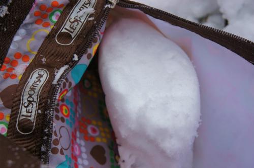 雪たっぷり
