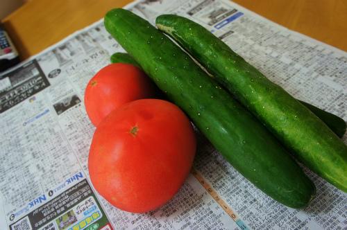 ばーばのトマト