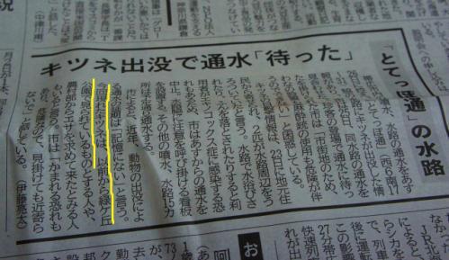 かちまい夕刊4/25