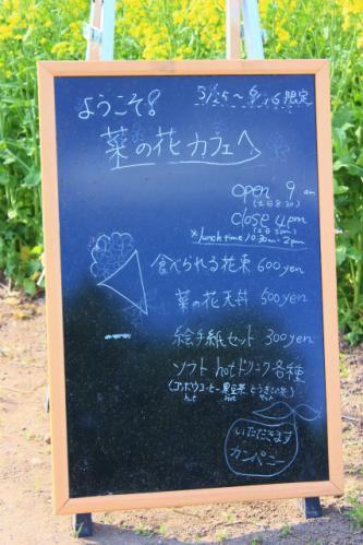 菜の花カフェ