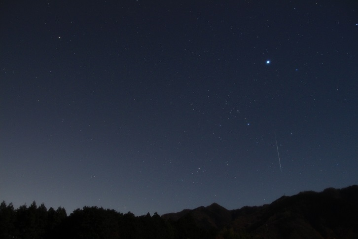 20131215ふたご座流星群a