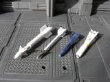 ミサイルの比較